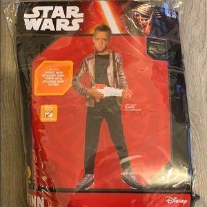 Other - NWT Star Wars Finn costume
